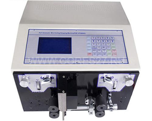 PFL - 05T Станок для резки и зачистки коаксиального провода